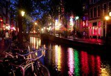 Amsterdam mochileros