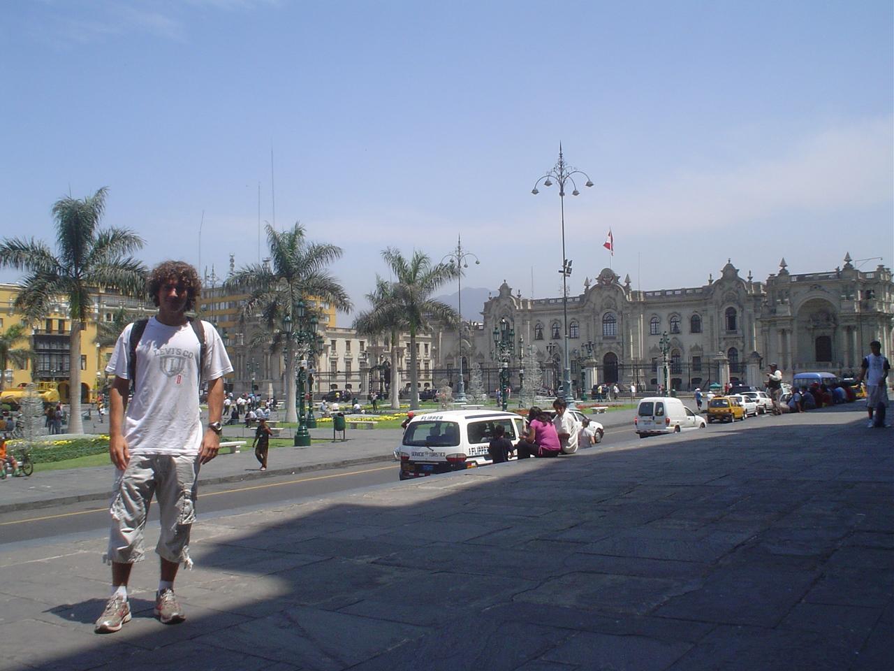 Guayaquil mochilero