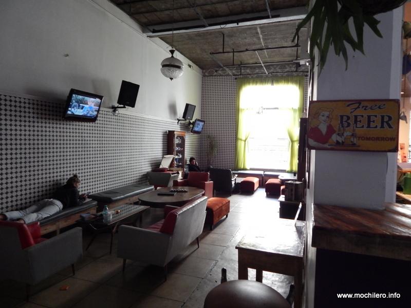 Eco Pampa Palermo hostel