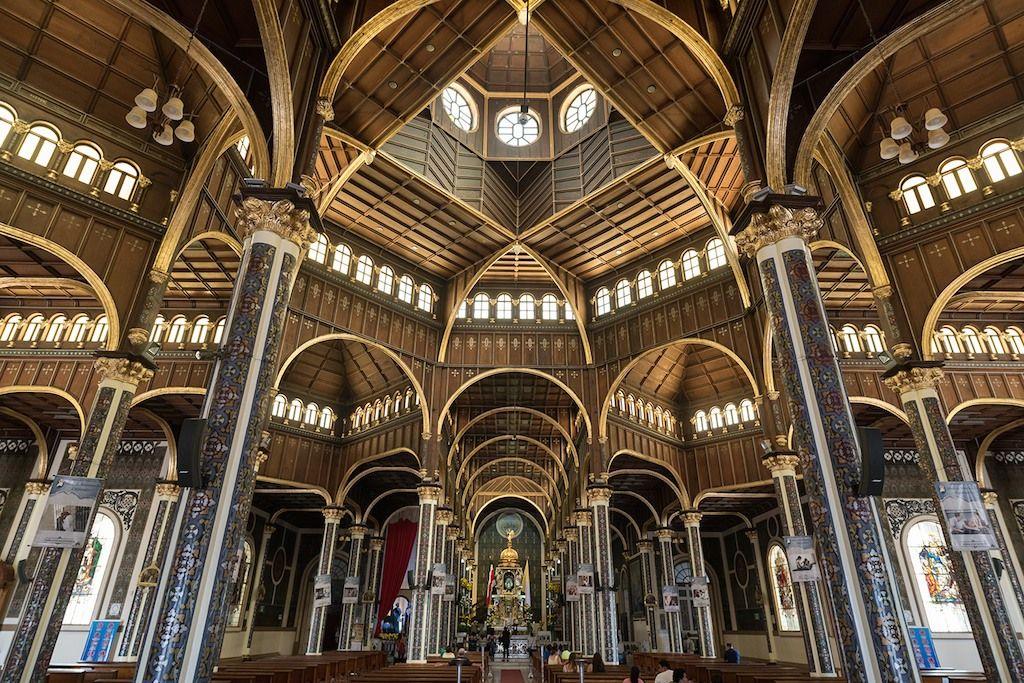 Iglesia costa rica cartago
