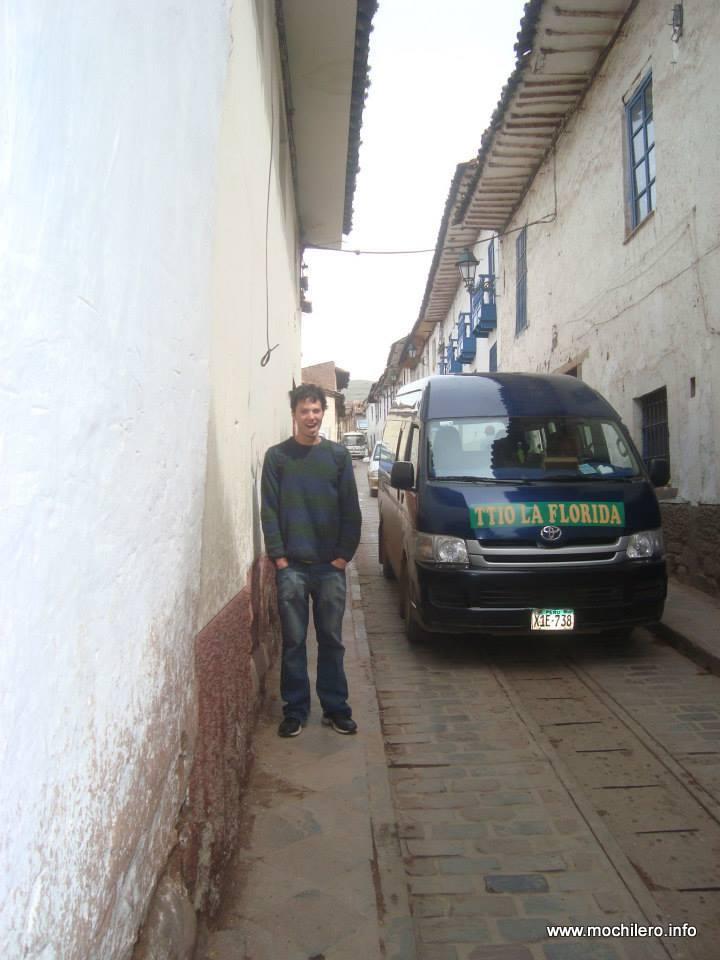 Perú mochilero