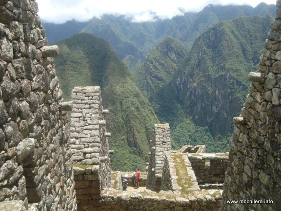Machu Picchu mochileros