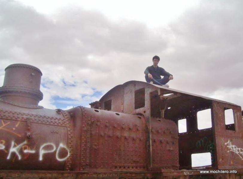 Bolivia mochileros