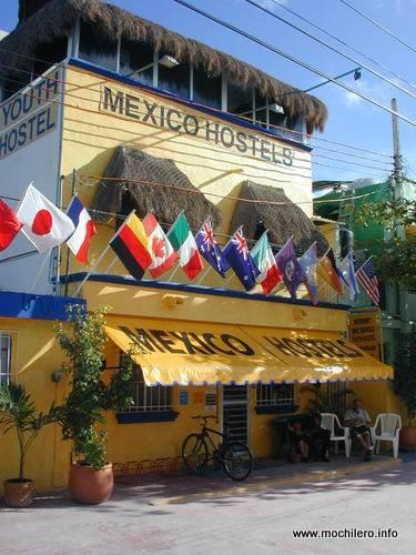 Hostel México en Cancún Downtown