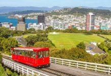 Wellington Nueva Zelandia