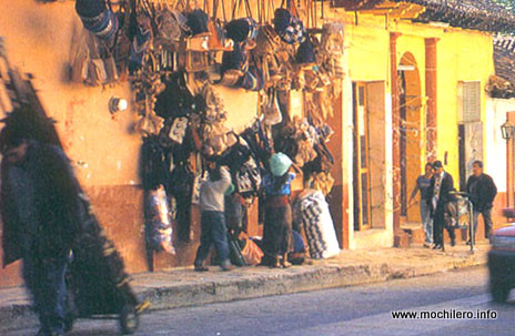 San Cristóbal de las Casas (foto revista Marcopolo)