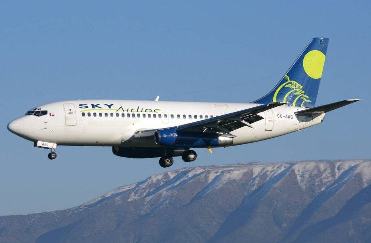Sky Airline Low Cost