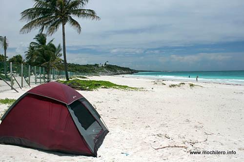 Playa de Tulúm