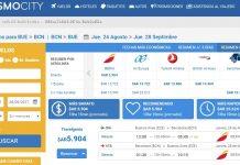 vuelo barato a barcelona