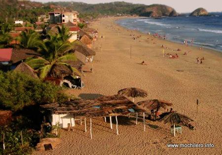 Playa de Zipolite