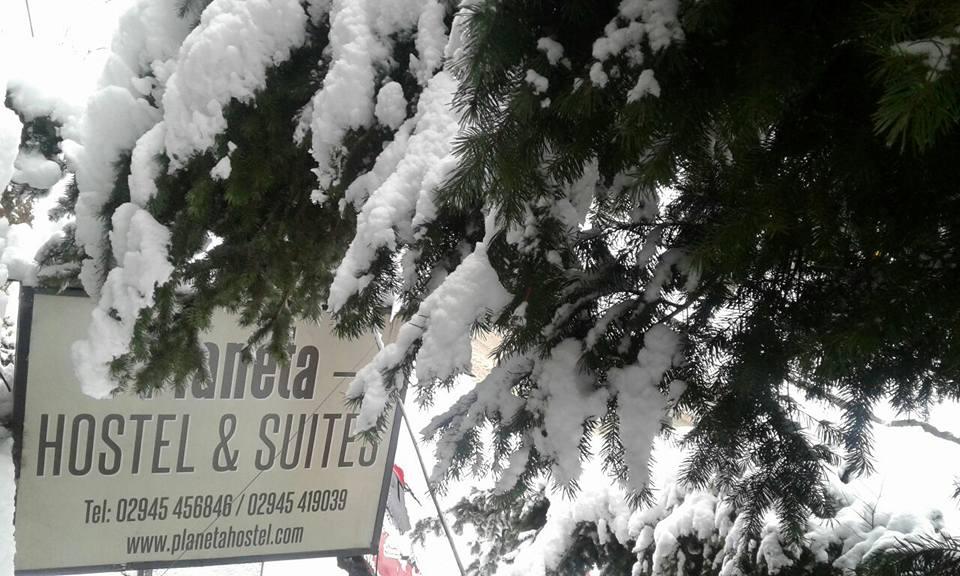 Planeta Hostel Esquel Nieve